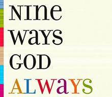Nine Ways God Always Speaks